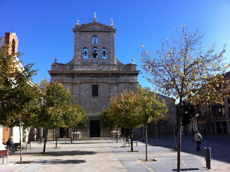 Volteo de Campana Mayor de San Pablo - Palencia