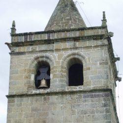 Torre de Ruiseñada con Campana y Yugo de Quintana
