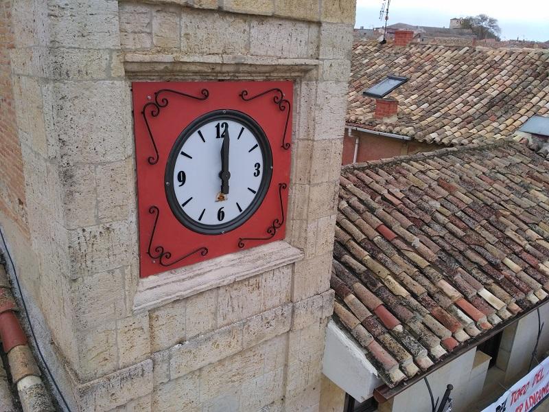 Reloj Astudillo Campanas Quintana